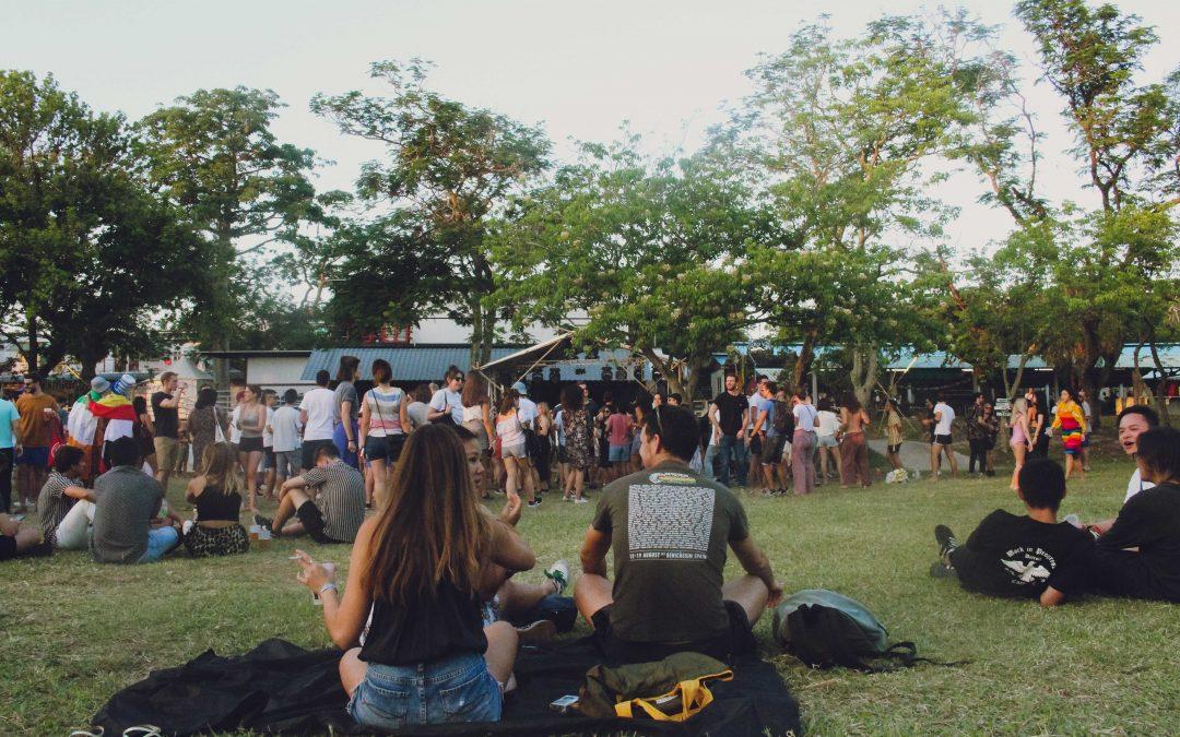 Shi Fu Miz Music Festival – As simple as it sounds ✊✋✌