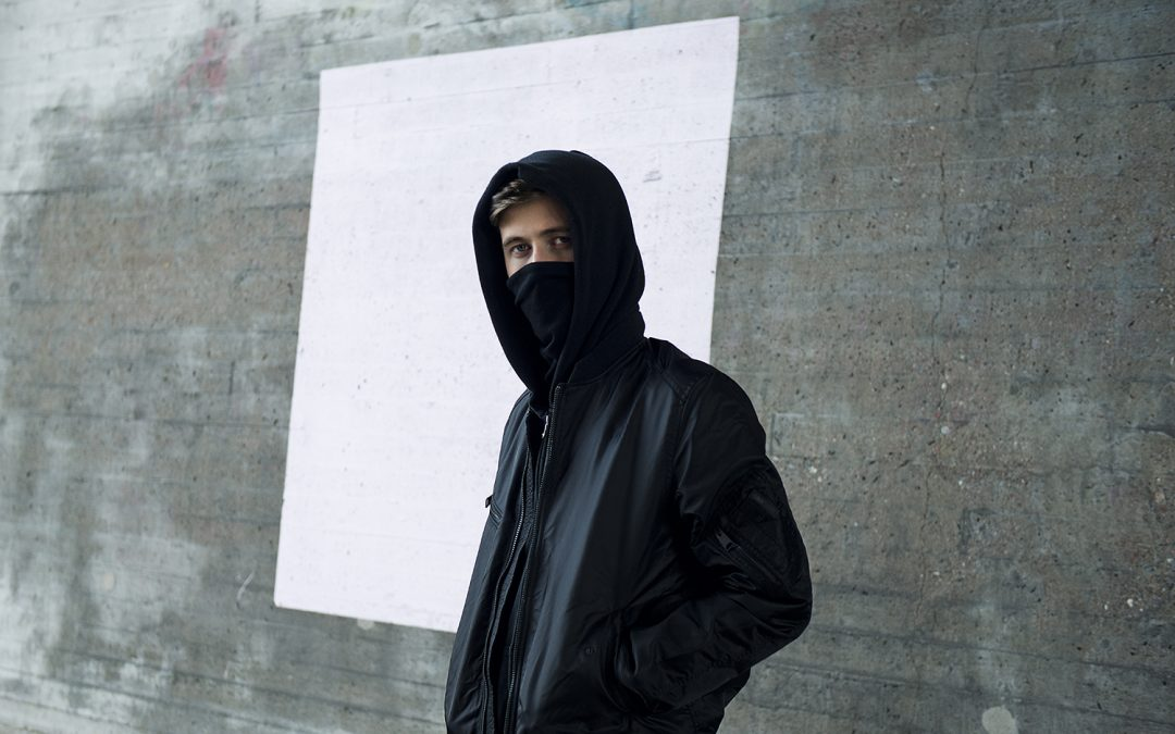 """Alan Walker on """"Rave Now"""", China'S EDM Talent Show"""