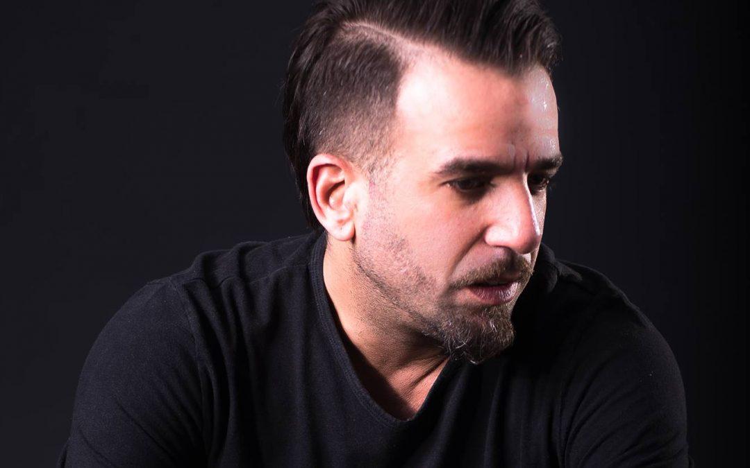 Psytrance DJ Perplex shot at a nightclub in Mexico