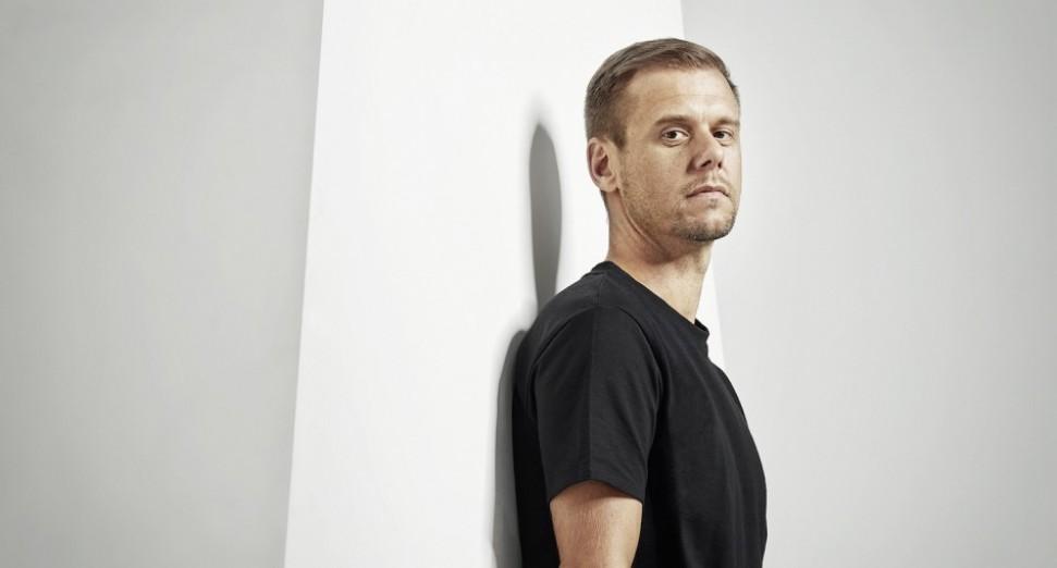 Armin van Buuren is named WWF Ambassador