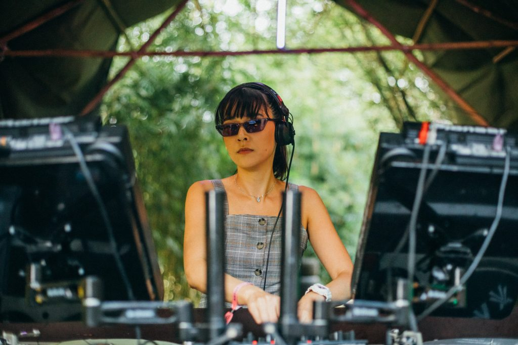 Shi Fu Miz Music Festival Female DJ