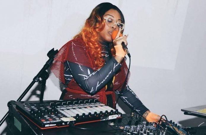 black female artist suzi analogue
