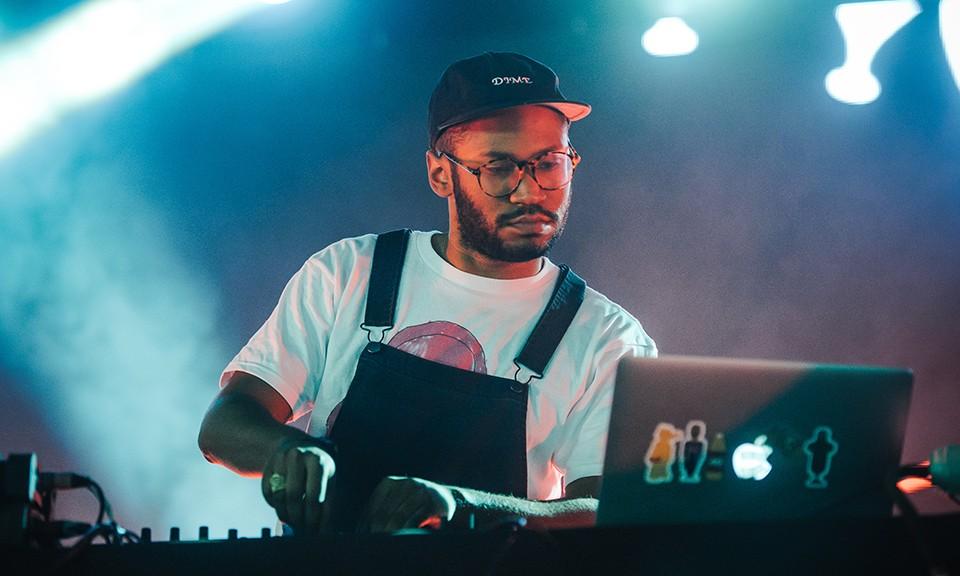 black artist, producer and dj kaytranada