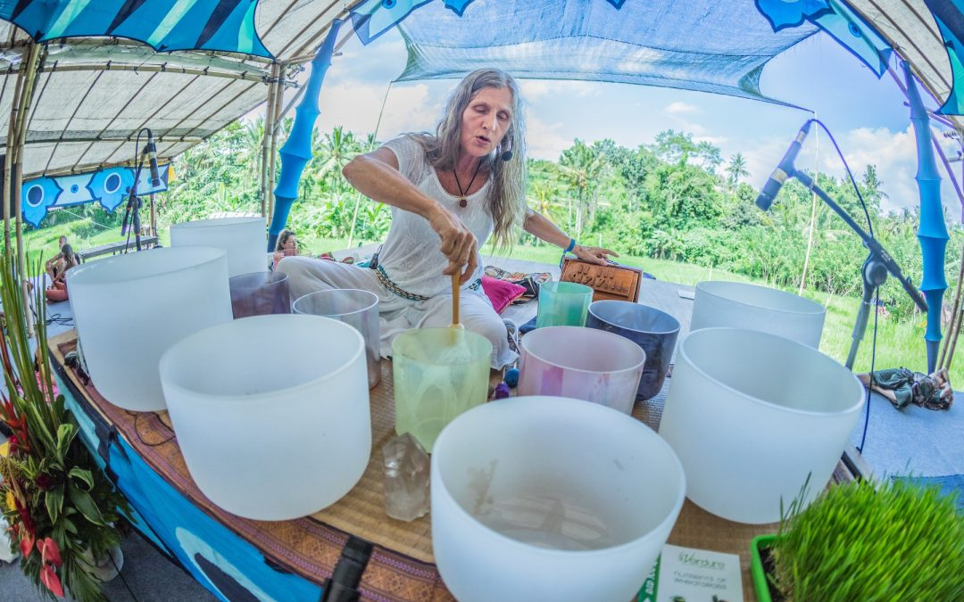 Music Festivals Shift from Wasted to Wellness