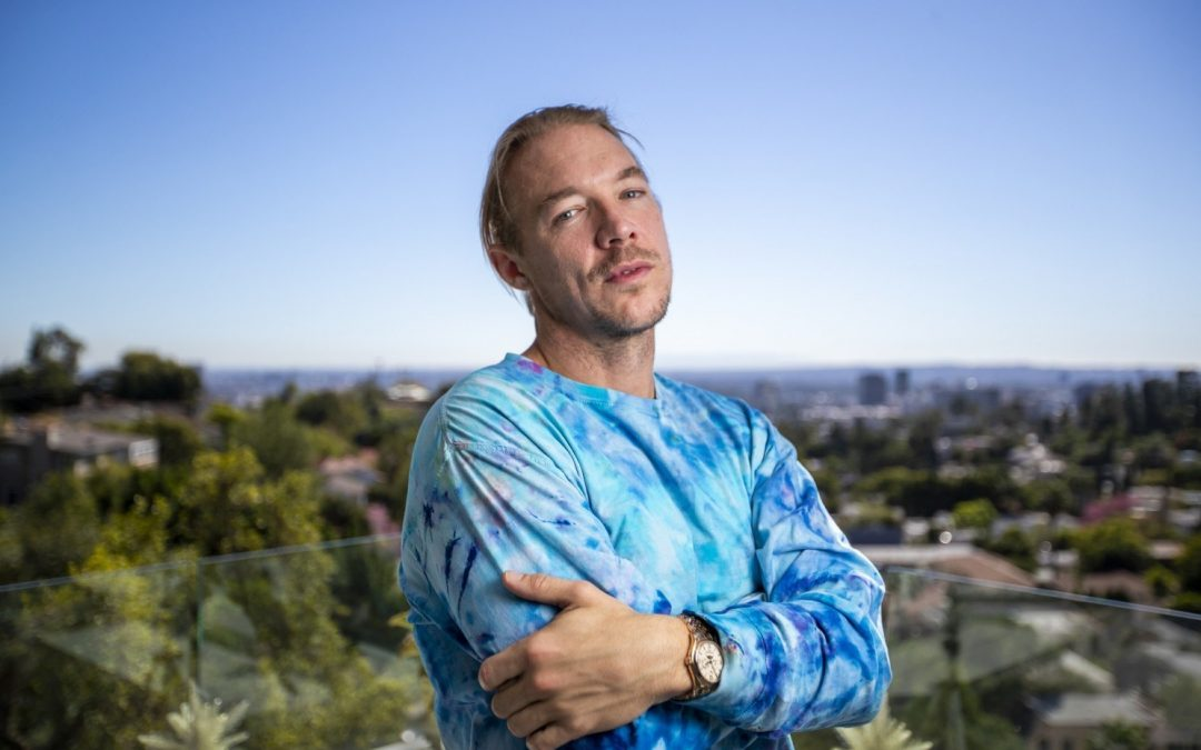Diplo Releases Ambient Album for Mental Health