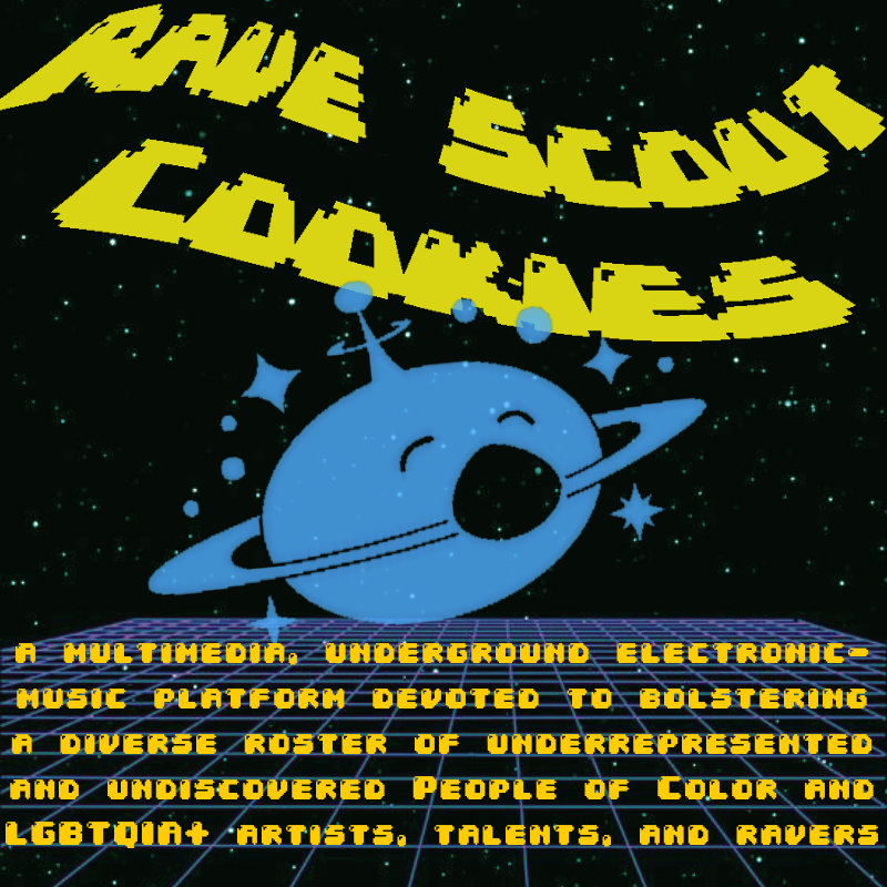 rave scout cookies mission statement